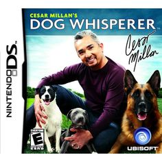 I have this. dog whisperer cesar millan DS Game | Dog Whisperer: Cesar Millan (DS): Games : Walmart.com