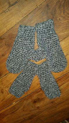 Laat de winter maar komen polswarmers en handschoenen in vasten... 😂