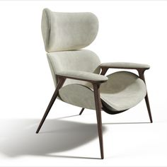 10 Modern Armchairs is the ultimate source for Living inspiration. Here Are 10 Modern Armchairs with a Luxury Design: Stunning & contemporary Ideas for your Home Décor! Luxury Furniture, Modern Furniture, Furniture Design, Small Sofa, Modern Armchair, Sofa Chair, Dining Room Chairs, Luxury Living, Easy Chairs