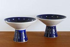 Ulla Procope, Valencia, Arabia Styling Products, Glass Design, Vintage Ceramic, Ceramic Pottery, Valencia, Finland, Metallica, Decorative Bowls, Pots