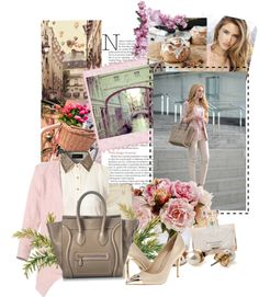 """Modern Romance"" by piquica ❤ liked on Polyvore"