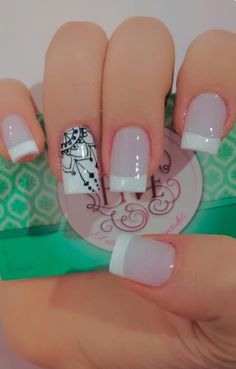 31 Adorable Toe Nail Designs For This Summer - Convenile Ombre Nail Designs, Toe Nail Designs, Love Nails, My Nails, Classy Nails, Nail Decorations, Creative Nails, Perfect Nails, French Nails