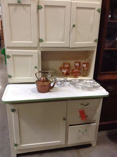 ward all metal hoosier cabinet i just love this i like the metal