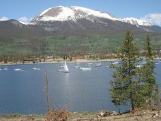 Dillon Reservoir - Frisco, CO