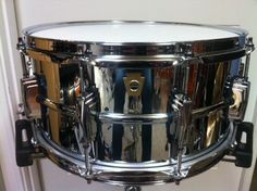 """LUDWIG SUPRAPHONIC SNARE DRUM 6.5"""" X 14"""" LM402 NEW #drum #snare #supraphonic #ludwig Ludwig Drums, Beat Em Up, Snare Drum, Drummers, Percussion, Engine, Music Instruments, Good Things, Cook"""