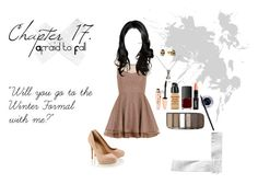 """""""Chapter 17 of Afraid to Fall"""" by simplysashaaa ❤ liked on Polyvore featuring Dorothy Perkins, Timeless, Givenchy, Urban Decay, Maybelline, Simon Carter and Kasun"""