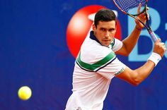 Victor Hanescu - Szczecin challenger tennis