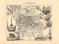The map of Paris, with its famous snail-like spiral of its 20 districts (arrondissements), used to have a very different layout. The city's first arrondissements were established during the French Revolution in 1795, encompassing about half of Paris's current size carved up into 12 districts and 48 subdivisions. They stopped at 12 to avoid unlucky number 13. In the old system the irregularly shaped districts moved from right to left with districts 1 to 8 on the north side of the Seine and 10…