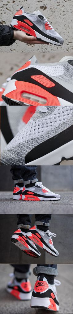 huge selection of 02fec 54dcb Nike Air Max 90 Ultra 2.0 Flyknit