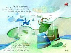 Portugal (Azores) - Europa 2010 Children's books stamps