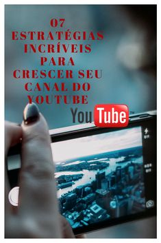 Vídeos Youtube, Canal No Youtube, Social Networks, Social Media, Crescendo, Internet, Instagram, Business, Coaching