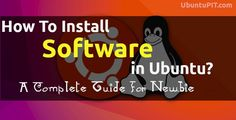 In this roundup, I will show you some of the popular ways of how to install software in Ubuntu Linux. I will also try to cover how to remove Ubuntu software Computer Technology, Computer Programming, Logo Software, Build Your Own Computer, Engineering Quotes, Agile Software Development, Tech Sites, Machine Learning Models, Intelligent Systems