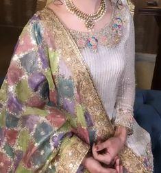 Asian Wedding Dress, Pakistani Wedding Outfits, Pakistani Wedding Dresses, Pakistani Dress Design, Formal Dresses For Weddings, Indian Dresses, Indian Outfits, Bridal Mehndi Dresses, Bridal Dress Design