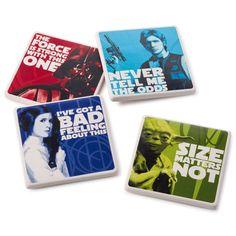 Star Wars Characters Coaster Set Of 4