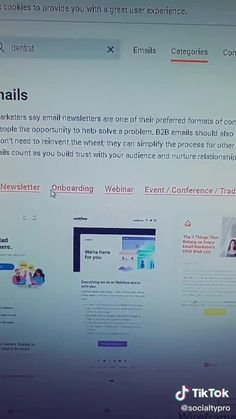 The Best Email Marketing Tool Learn more by connecting with me on TikTok! Click the video link!