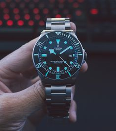 Tudor Pelagos (25500TN) — The best photo I've seen of the diver I want most.