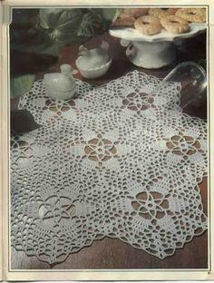 Revista   Magic crochet 91  Completa