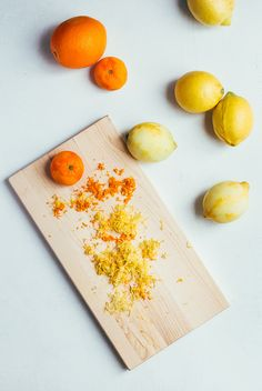 Citrus Lemon Pound Cake Recipe