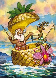 Hawaiian Tiki Nativity by amithystblade | nativities | Pinterest ...