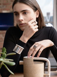 AGMES, the new jewelry line every design lover should be wearing