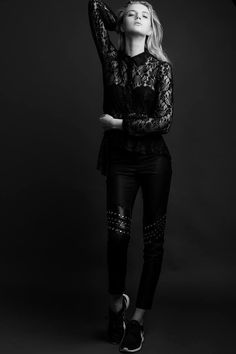 Spodnie RINA COSSACK  Caroline dla Fashion MODEL Milano http://www.fashionmodel.it/ fot . Monika MOTOR