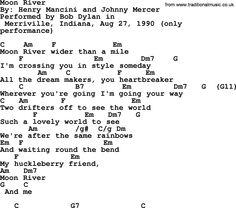Moon River, Henry Mancini