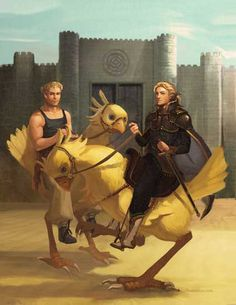 Week 6 - Final Fantasy VI - Fan Art Wed - Final Fantasy VI Artwork by Elizabeth Sherry