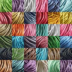 Colored-Waxed-HEMP-String-Cord-Smooth-Twine-1mm-Jewelry-Macrame-Crafts-Knotting