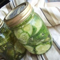 Homemade Refrigerator Pickles - Allrecipes.com