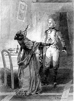 Image illustrative de l'article Adieu (Balzac)