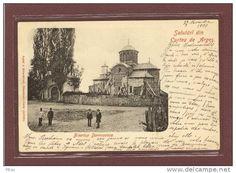 Curtea de Arges - Biserica Domneasca - 1900