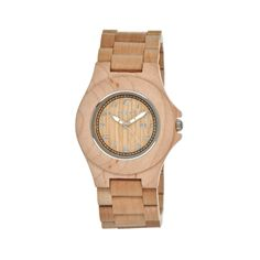 Wood Watch - amazing! $68