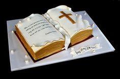 Bible Shaped Cakes | Bible Cake