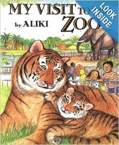 My Visit to the Zoo (Trophy Picture Books): Aliki: 9780064462174: Amazon.com: Books
