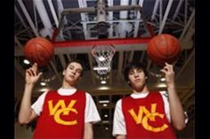 Tyler Joseph and Zack Joseph back in high school skeleton clique power to the local dreamer basketball