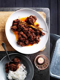 I.die. The best beef dish ever prepared on earth. Beef Rendang