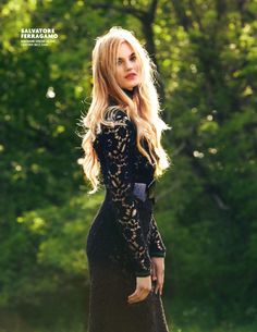 """Let it Grow"" Isabel Scholten for Tatler UK September 2015"