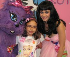 Natalie and Katy in Chicago 8/21/11 -- A Dream Come True  #KP3D