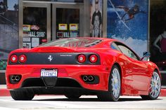 Ferrari Challenge Stradale | Flickr - Photo Sharing!