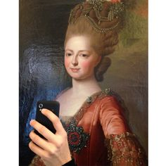 Welcome to the Museum of Selfies. By Landesmuseum Württemberg