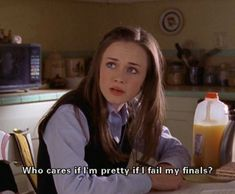 Discover and share Rory Gilmore Girls Quotes. Explore our collection of motivational and famous quotes by authors you know and love. Study Quotes, Film Quotes, Citations Film, Image Citation, Movie Lines, Study Motivation, College Motivation, Motivation Quotes, Quote Aesthetic