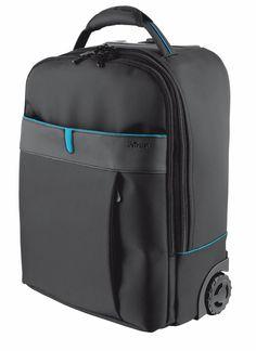 9616b00997f Trust Rio Trolley Backpack Laptoptasche bis 40,64 cm: Amazon.de: Computer &  Zubehör