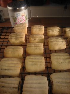 My homemade Fig Rolls - take 2