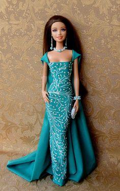 Dresses for Barbie Fashion