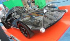 Darth Vader car at the LA 2015 Auto Show--Autofile Darth Vader, Transportation, Automobile, Sci Fi, Money, Cars, Luxury, Sports, Science Fiction
