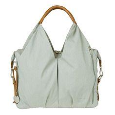 Lässig LNB679 Wickeltasche Green Label Neckline Bag, sky