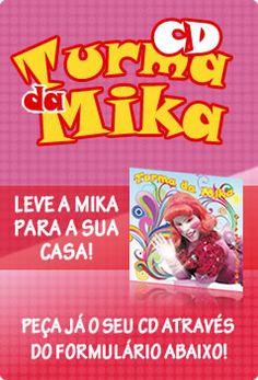 A Boneca Mika começou seu trabalho no ano de 2004, animando e divertindo festas infantis e encontros empresariais, levando a alegria, sua característica, que contagia a todos os participantes.