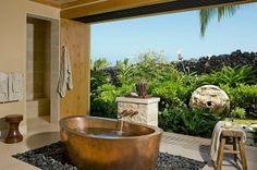 Badkamers met vrijstaande badkuipen | EnDanDit