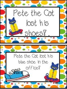 Pete the Cat's Back to School Tour