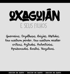 Filhos de Oxaguian